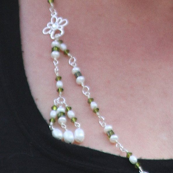 Pearls and Olivine